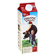 ORGANIC VALLEY Ultra Whole Milk