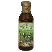 Organicville Sesame Teriyaki Sauce