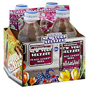 Original New York Seltzer Black Cherry Soda