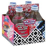 Original New York Seltzer Raspberry Soda