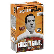 Original Soupman Chicken Gumbo Soup
