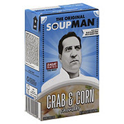 Original Soupman Crab & Corn Chowder