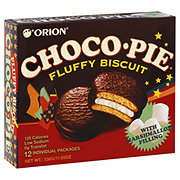 Orion Choco Pie with Marshmallow Filling