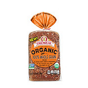 Oroweat Organic 100% Whole Grain Bread