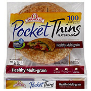 Oroweat Pocket Thins 8 Grain Flatbread