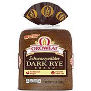 Oroweat Schwarzwalder Dark Rye Bread