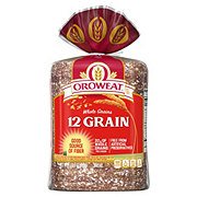 Oroweat Whole Grains 12 Grain Bread