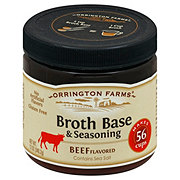 Orrington Farms Beef Flavored Broth Base and Seasoning