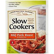Orrington Farms Slow Cookers BBQ Pork Roast Seasoning