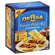 Ortega Fiesta Flats Kit Taco Shells