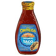 Ortega Original Medium Taco Sauce