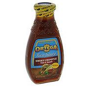 Ortega Smoky Chipotle Taco Sauce