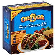 Ortega Taco Dinner Kit