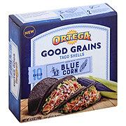Ortega Taco Shell Blue Corn