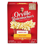 Orville Redenbacher's Butter Microwave Popcorn Mini Bags