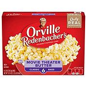Orville Redenbacher's Movie Theater Butter Microwave Popcorn