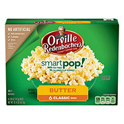 Orville Redenbacher's Smart Pop! Butter Microwave Popcorn