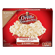 Orville Redenbacher's Tender White Microwave Popcorn Pop Up Bowl