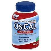 Os Cal Calcium + D3 Coated Caplets