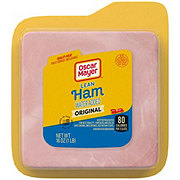 Oscar Mayer Baked Cooked Ham ( Water Added )