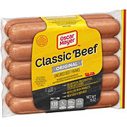 Oscar Mayer Classic Beef Franks