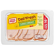 Oscar Mayer Cracked Black Pepper Turkey Breast
