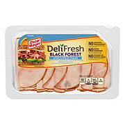Oscar Mayer Deli Fresh Black Forest Shaved Ham