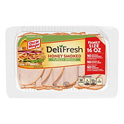 Oscar Mayer Deli Fresh Honey Smoked Turkey Breast
