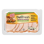 Oscar Mayer Deli Fresh Mesquite Turkey Breast