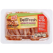 Oscar Mayer Deli Fresh Mesquite Turkey Breast Family Size