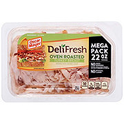 Oscar Mayer Deli Fresh Selects Oven Roasted Turkey Breast Tub