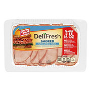 Oscar Mayer Deli Fresh Smoked Ham Family Size
