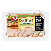 Oscar Mayer Deli Fresh Smoked Turkey Breast