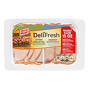 Oscar Mayer Deli Fresh Turkey Breast & Honey Ham Combo