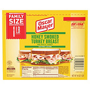 Oscar Mayer Honey Smoked Turkey Breast