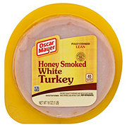 Oscar Mayer Honey Smoked White Turkey