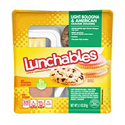 Oscar Mayer Lunchables Light Bologna and American