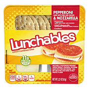 Oscar Mayer Lunchables Pepperoni and Mozzarella