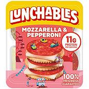 Oscar Mayer Lunchables Pepperoni & Mozzarella Lunch Combinations