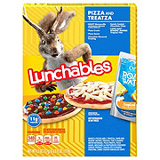 Oscar Mayer Lunchables Pizza and Treatza