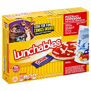 Oscar Mayer Lunchables Pizza with Pepperoni Lunch Combinations