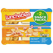Oscar Mayer Lunchables Snack Duos Turkey Mozzarella and Mini Ritz