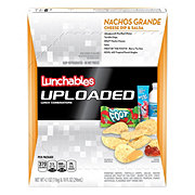 Oscar Mayer Lunchables Uploaded Nachos Grande