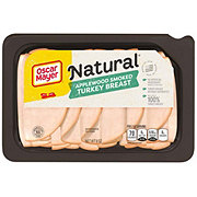Oscar Mayer Natural Applewood Smoked Turkey Breast