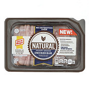 Oscar Mayer Natural Hickory Smoked Uncured Ham
