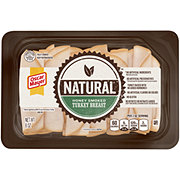 Oscar Mayer Natural Honey Smoked Turkey Breast