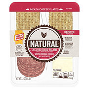 Oscar Mayer Natural Salami with White Cheddar Crackers