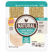 Oscar Mayer Natural Turkey Swiss & Crackers