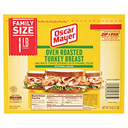 Oscar Mayer Oven Roasted Extra Lean Turkey Breast