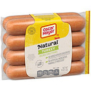 Oscar Mayer Selects Hardwood Smoked Turkey Franks